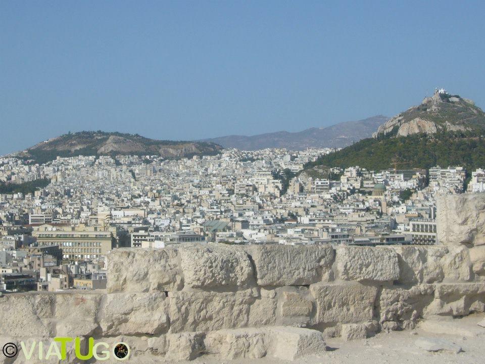 Guida di viaggio ad Atene: la valle degli dei!