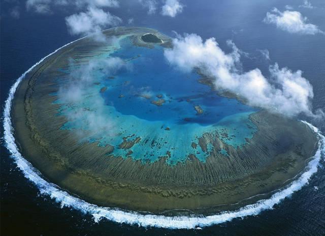 Grande Barriera corallina bombardata per errore