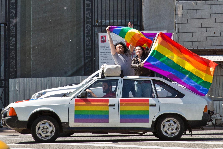 Думаю, что гей авто