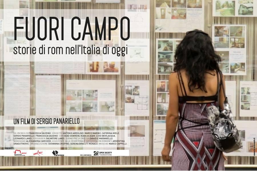 Il 30 gennaio a Roma la prima nazionale del film documentario Fuori campo, storie di rom nell'Italia di oggi La presentazione per la stampa al cineclub Detour, in via Urbana 107 alle 10.00
