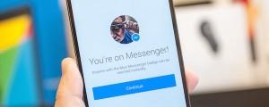 Messenger visualizzazione dati nuovi utenti