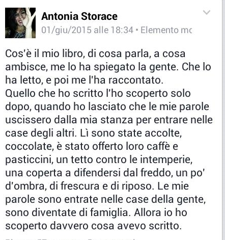 Antonia Storace Donne al Quadrato you-ng.it
