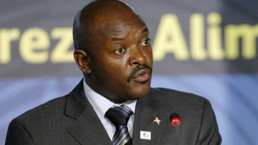 Burundi - Pierre Nkurunziza