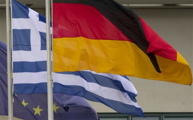 Germania Grecia UE