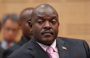 Pierre Nkurunziza Burundi