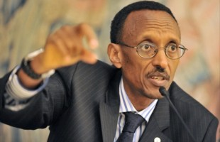 Ruanda - Paul Kagame