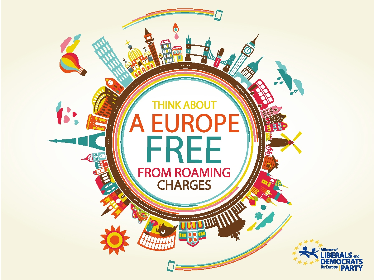 Young l 39 ue abolisce le tariffe di roaming young for Abolizione roaming in europa