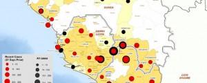 Ebola Map