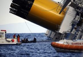 Il naufragio della Concordia- L'Italia dimentica i suoi eroi