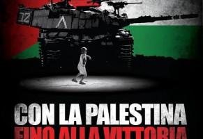Comunicato congiunto dei  partiti comunisti e operai a favore dei palestinesi